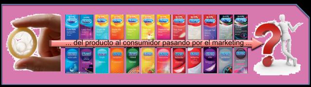 del producto al consumidor